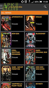 visionbooks comic reader