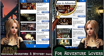 Adventure & mystery games
