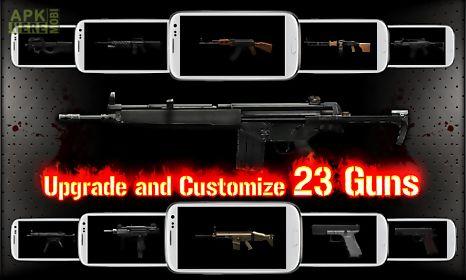 gun zombie