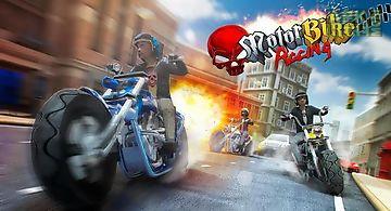 Motorbike racing: simulator 16