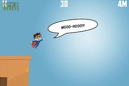 rope man swing n fly superhero
