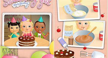 Sweet baby girl - birthday