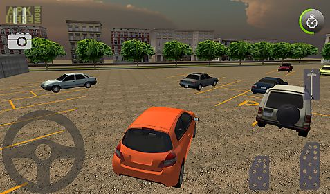 City car parking 3d for Android free download at Apk Here store
