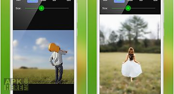 Dslr camera effect maker
