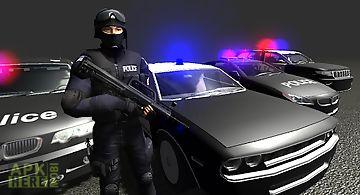 Police smash 3d