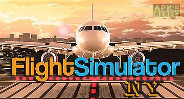 Pro flight simulator ny