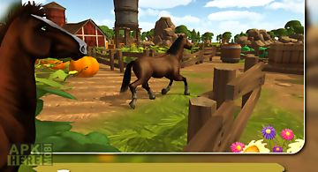 Wild horse adventure 3d