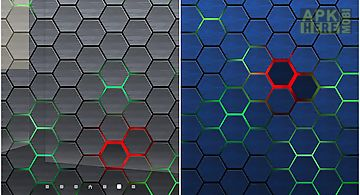 Honeycomb 2 Live Wallpaper