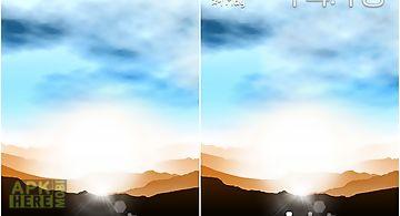 Sunrise by xllusion Live Wallpap..