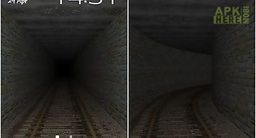 Tunnel 3d Live Wallpaper