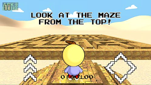 3d maze retro for Android free download at Apk Here store