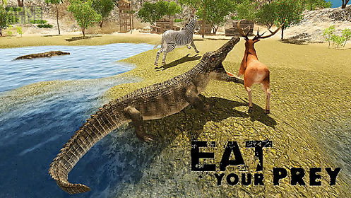 angry crocodile attack 2016