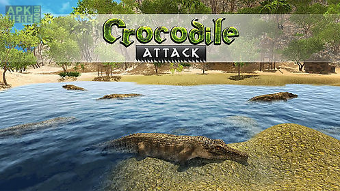 angry crocodile attack 2016