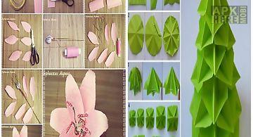 Diy paper craft