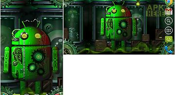 Biomechanical Droid Free APK Download - Free Personalization APP ...