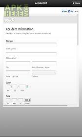 admin focus accident report