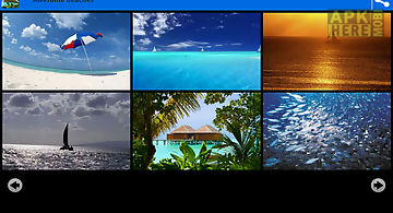 Awesome beaches wallpapers free