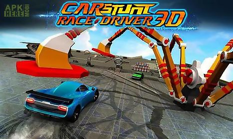 car stunt race driver 3d