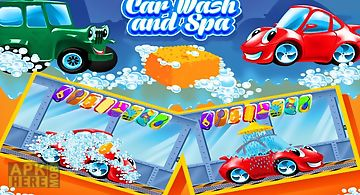 Car wash and spa