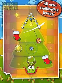 cut the rope: holiday gift