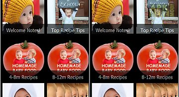 Baby food recipes for android free download at apk here store homemade baby food recipes coo forumfinder Gallery