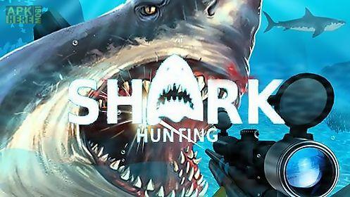 hungry shark hunting