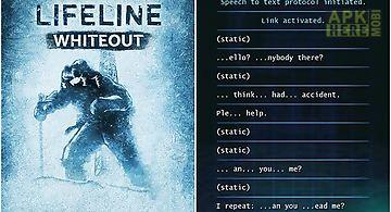 Lifeline: whiteout