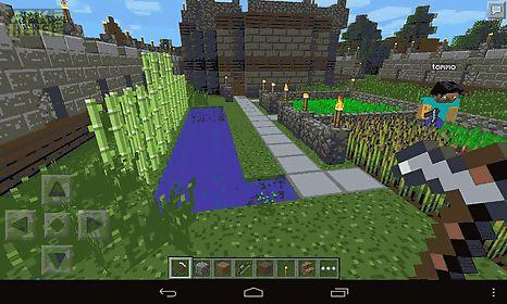 Minecraft Pocket Edition Premium For Android Free Download At Apk - Minecraft pocket edition spielen kostenlos