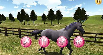 My unicorns 3d
