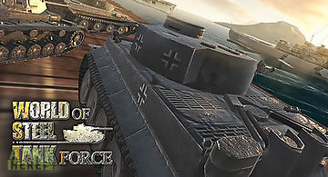 World of steel: tank force