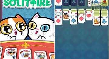 Fancy cats solitaire