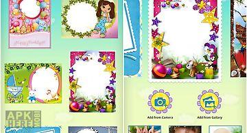Kids baby photo frames