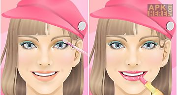 Princess makeup - girls games