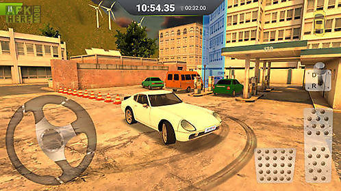 real car parking simulator 16 pro