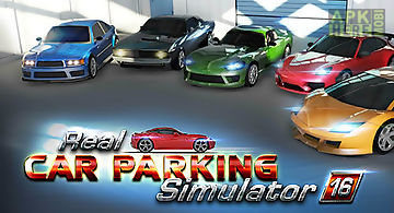 Real car parking simulator 16 pr..