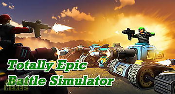 Totally epic battle simulator