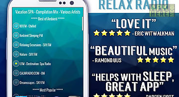 Free relax radio