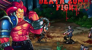 Death zombie fight
