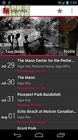 gigbeat - concerts
