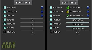 Network tester