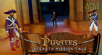 Pirates stealth mission tale