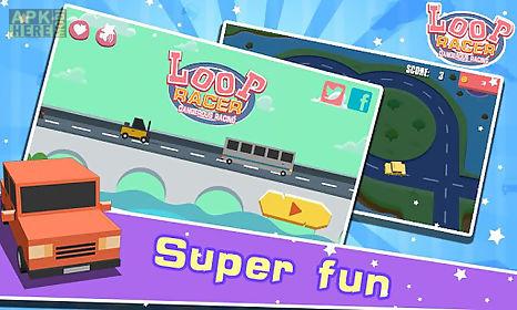 loop racer return