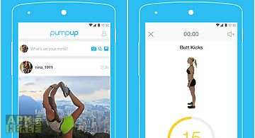 Pumpup — fitness community