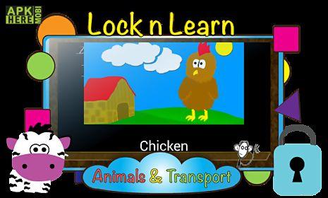 toddler game with toddler lock