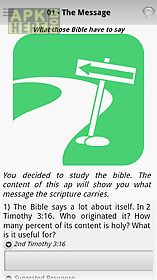 bible study the way