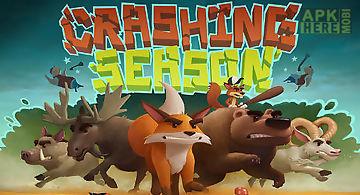 Crashing season