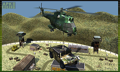 real helicopter