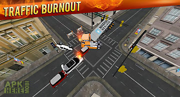 Traffic racer : burnout