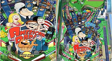 American dad pinball special