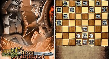 Chess conquest: the land of chao..